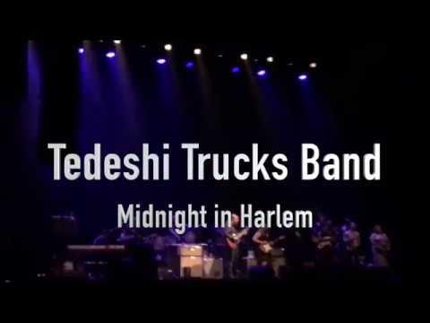 Tedeshi Trucksband HMH 2017 Midnight in Harlem