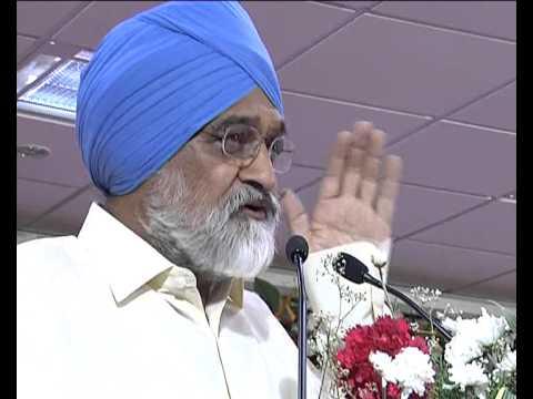 PMRDF-Speech of Shri Montek Singh Ahluwalia, Hon'ble deputy Chairman Planning Commission