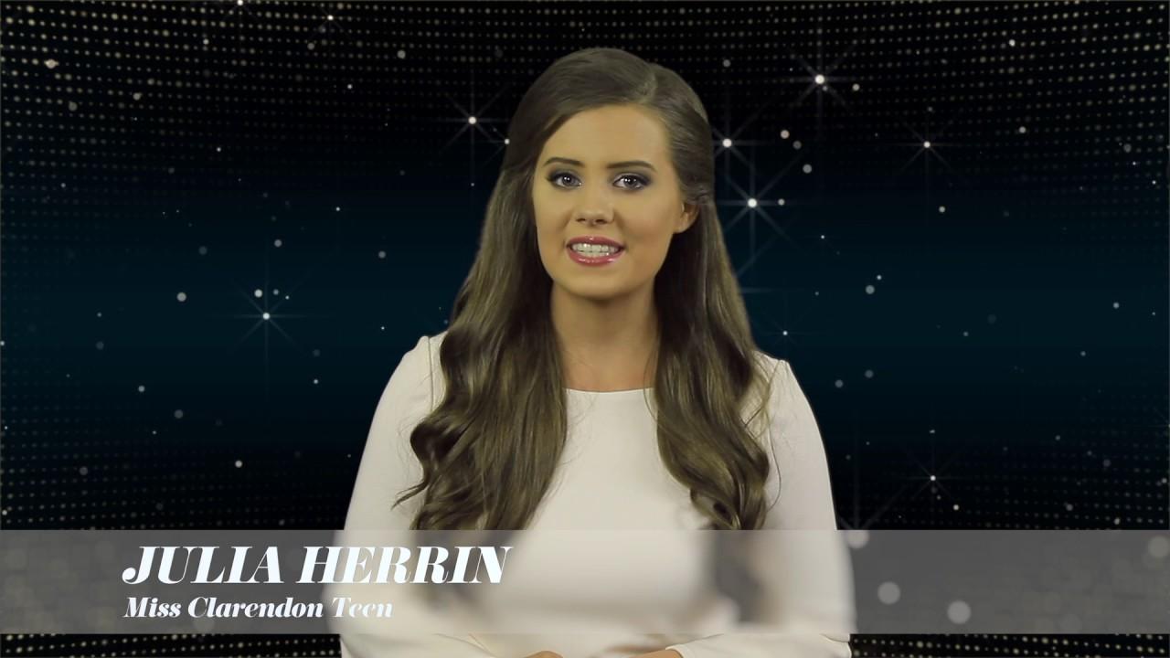 Clarendon TEEN - Julia Herrin - YouTube