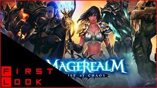magerealm Gameplay First Look - HD