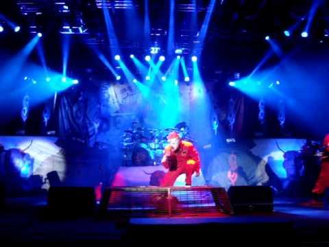 Slipknot - Eyeless - Mayhem Festival 2012 - Oklahoma City, OK