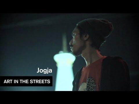 Global Street Art - Jogja - Art In The Streets - MOCAtv