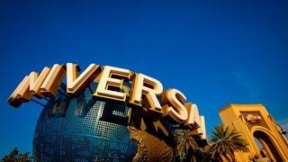 Universal Studios Orlando Vlog - September 2014 Part 1 Of 2