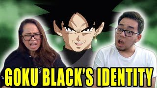 DRAGON BALL SUPER English Dub Episode 60 GOKU BLACK IDENTITY REVEAL REACTION REVIEW