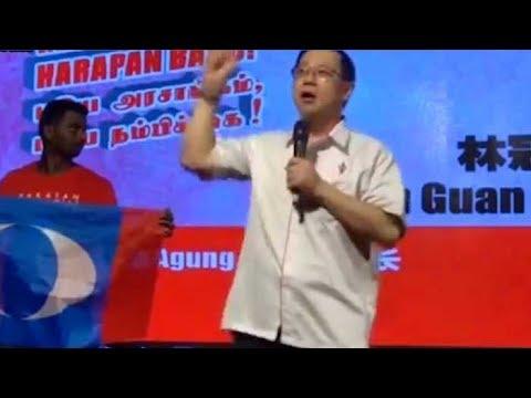 DAP mula tunjuk belang