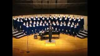 Ezekiel Saw de Wheel - Moses Hogan - Luther College Nordic Choir
