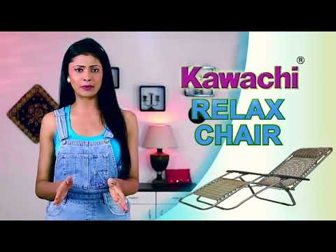 Kawachi Zero Gravity Relax Recliner Folding Chair