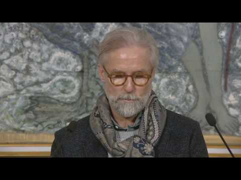 Ragnar Axelsson hlaut Íslensku bókmenntaverðlaunin