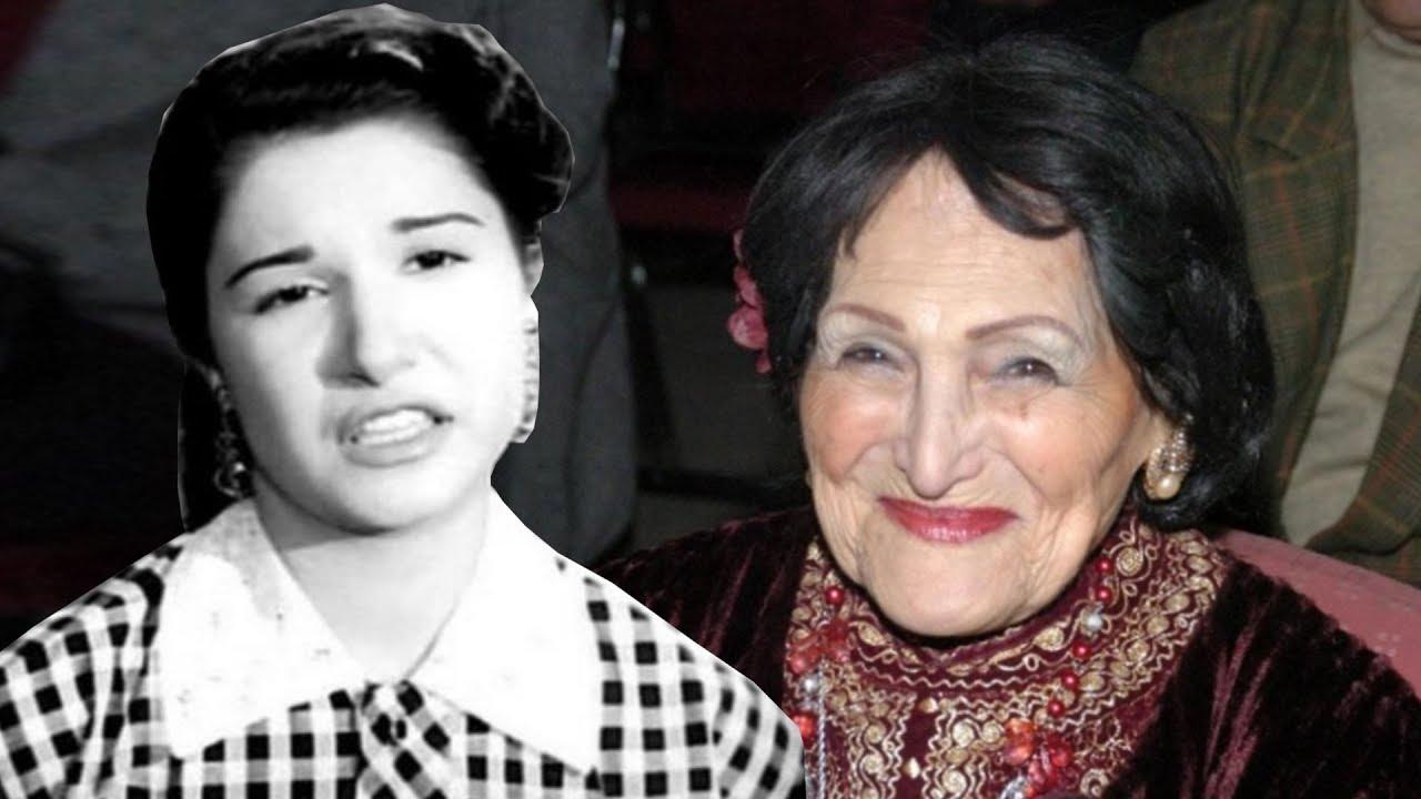معلومة لا تعرفونها عن الفنانة كريمان وأول ظهور لها في سن الشيخوخة