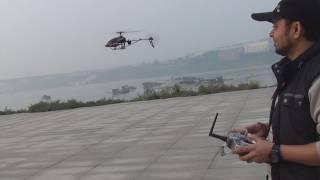 Walkera V120D02S 3D Flight in winds