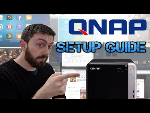 QNAP NAS Guide Part 8 - How to Syncronize with Google Drive, DropBox and  more
