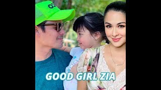 Good girl Zia | KAMI |  Firstborn of celebrities Marian Rivera and Dingdong Dantes Zia