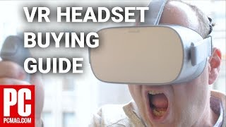 How to Buy a VR (Virtual Reality) Headset