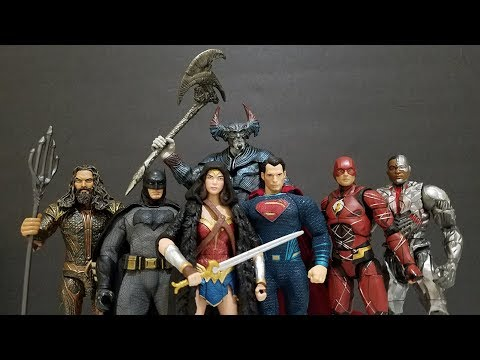 Dc Multiverse Steppenwolf Figure review