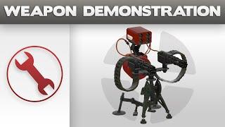 Building Demonstration: Sentry Gun