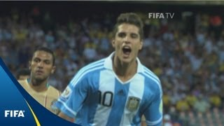 Argentines win battle of the penalties