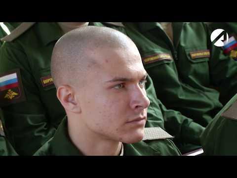 Из областного военкомата в Буйнакск сегодня отправились 32 новобранца