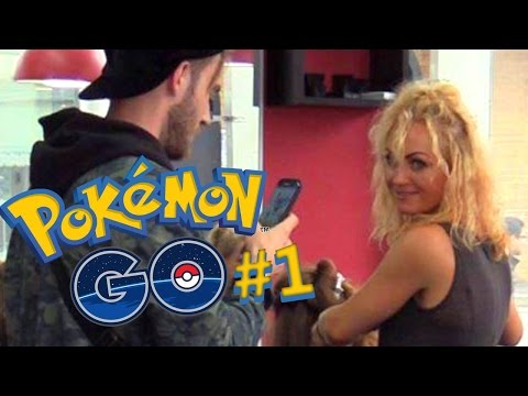 POKEMON GO GAMEPLAY / ADDICTION! (Pokémon Go - Part 1)