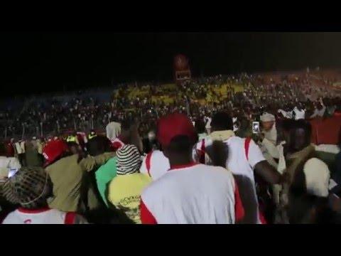 Eddy Kenzo Live performance in TCHAD [NDJAMENA]