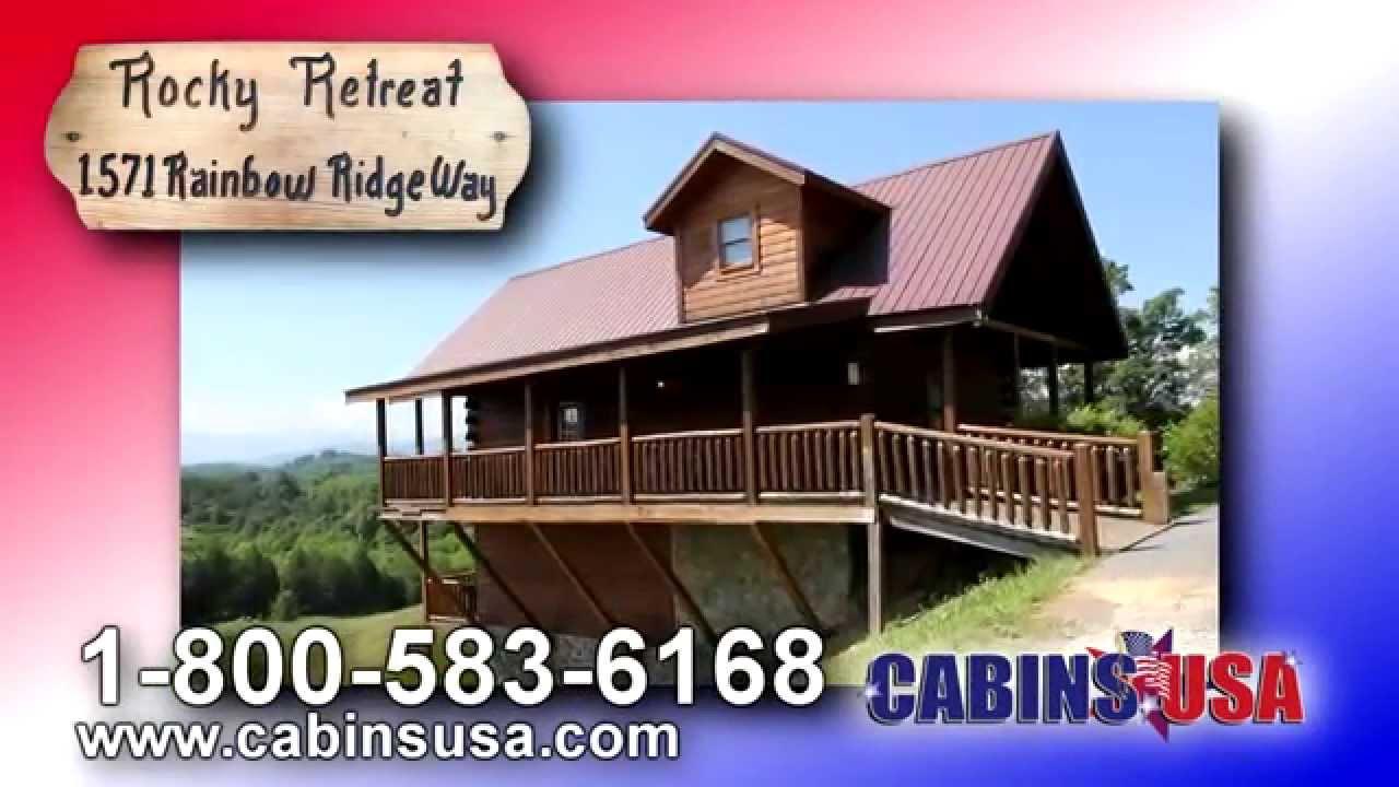 cabin bedroom a gatlinburg cabins above tn tennessee in laurelwood