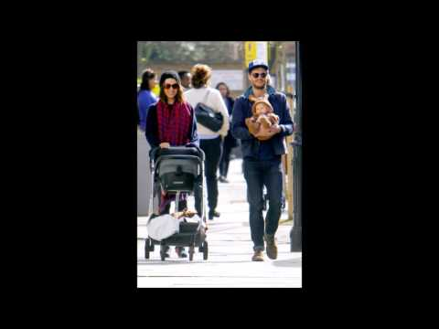 Jamie Dornan and Amelia Warners Children 2017
