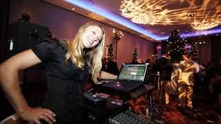 DJ CELESTE - ON THE JOB WITH ONE OF CALIFORNIA'S TOP MOBILE DJs!
