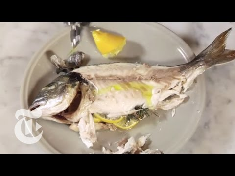 How to Roast a Whole Fish - Cooking With Melissa Clark | The New York Times