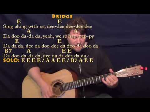 In the Summertime (Mungo Jerry) Guitar Cover Lesson with Chords/Lyrics - 16th Strum