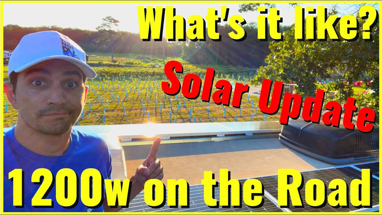 Why Not RV: Ep 67 - RV Solar Update