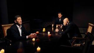Лепс, Розенбаум,  Кобзон - Вечерняя застольная (Official Video)