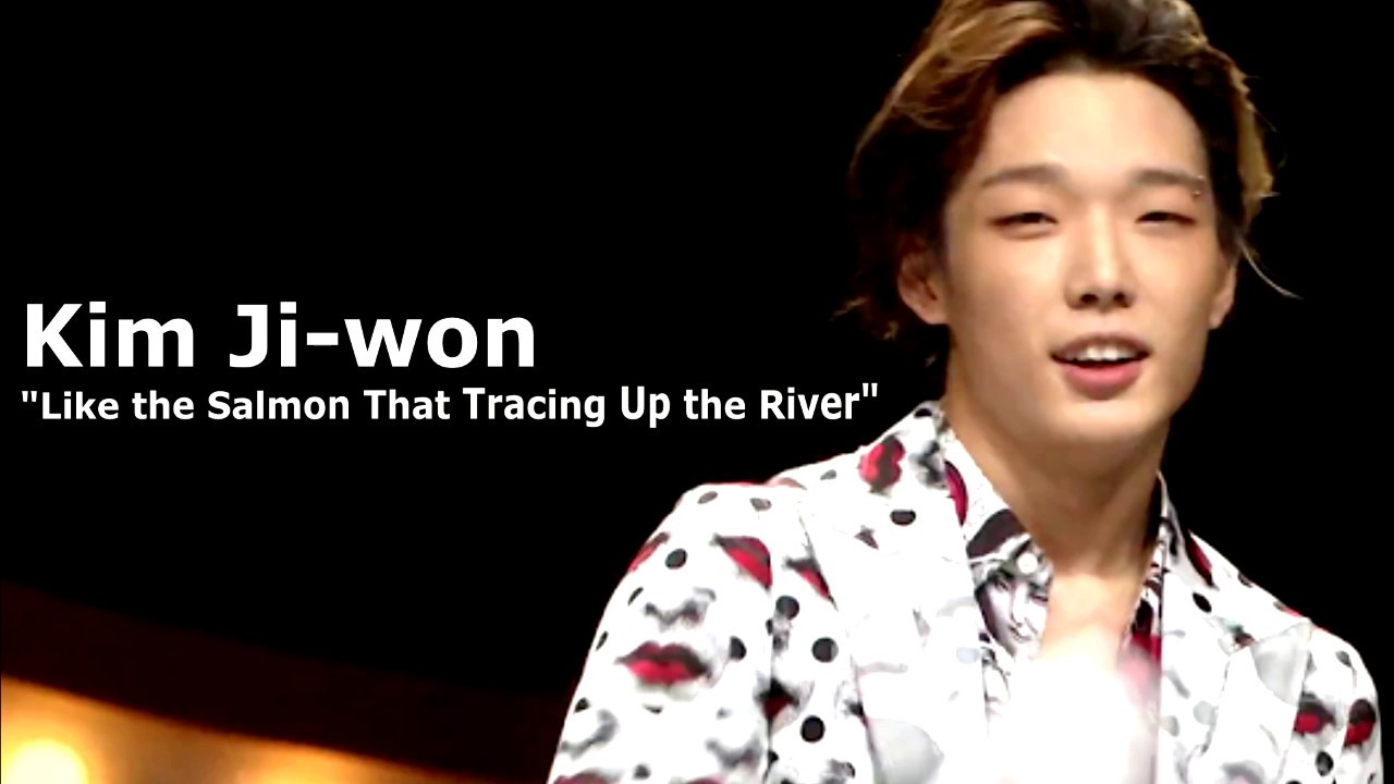 'Like the salmon that tracing up the river' by Bobby for 20 mins + eng subs