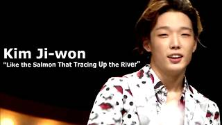 """""""Like the salmon that tracing up the river"""" by Bobby for 20 mins + eng subs"""