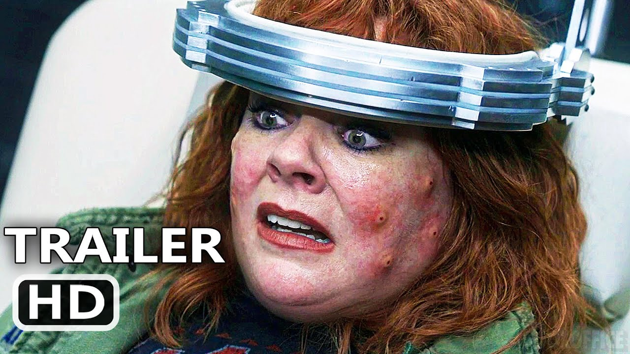 THUNDER FORCE Official Trailer (2021) Melissa McCarthy, Octavia Spencer Superhero Movie HD