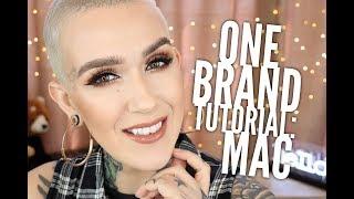 One Brand Full Face Tutorial: MAC Cosmetics