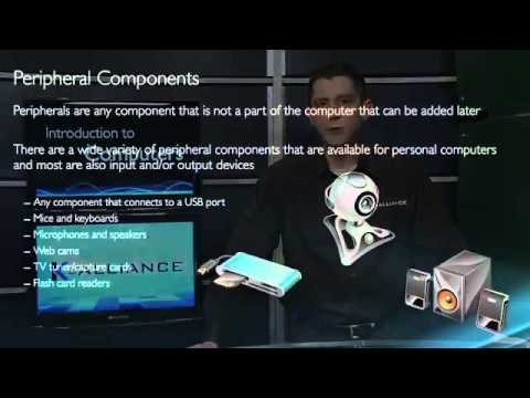 Computer Basics   Peripheral Components Video 5   K Alliance