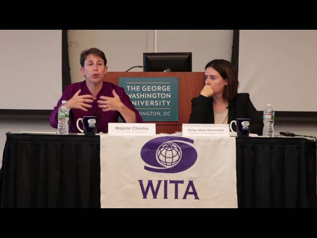 ITS 9/28/16: Transatlantic Trade and Investment Marjorie Chorlins & Esther Nieto Hernandez 1
