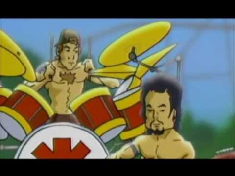 Red Hot Chili Peppers Love Rollercoaster