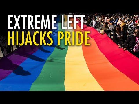 Regressive Left forces Gay Cops