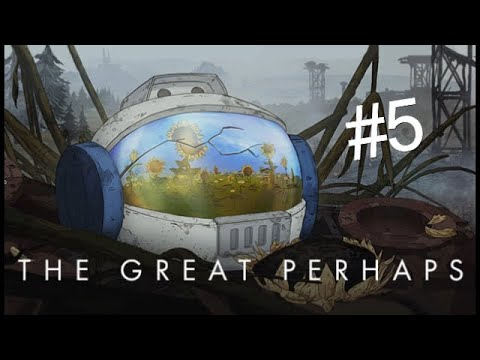 The Great Perhaps Pt 5 - Poor Carl! | Polliegon Gaming |