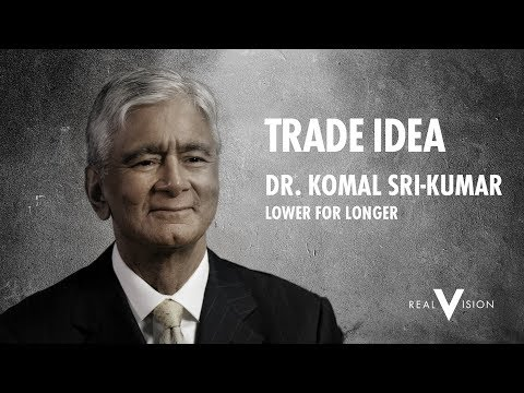 Treasury Bonds: Lower For Longer (w/ Komal Sri Kumar) | Trade Idea | Real Vision™