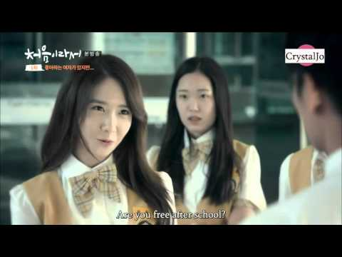 [Engsub] 151007 YoonA cameo @ Because It's The First Time