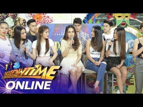 It's Showtime Online: TNT Luzon contender Elreen Gutierrez dreams to perform on TV