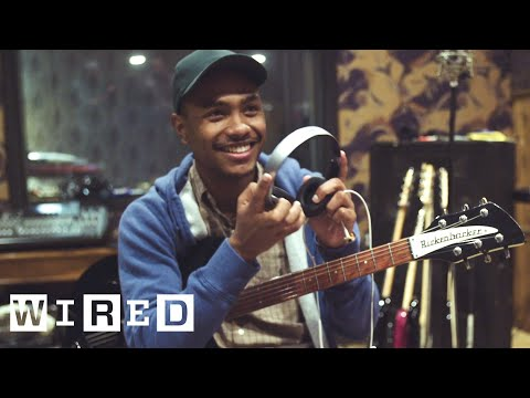 How The Internet's Steve Lacy Makes Hits With His Phone | WIRED