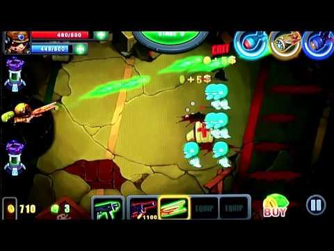 Zombie Commando 2014 Android Gameplay