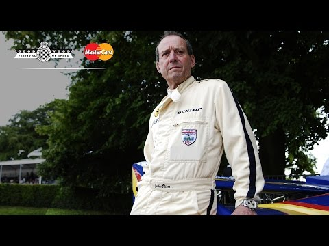 1969 Le Mans winner Jackie Oliver on an incredible career