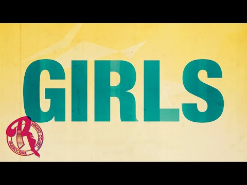 "Ballyhoo! - ""girls."" Official Lyric Video (HD)"