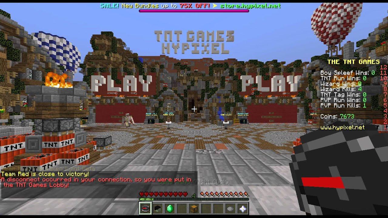 Minecraft Games TNT Wizards YouTube - Minecraft spiele mit tnt