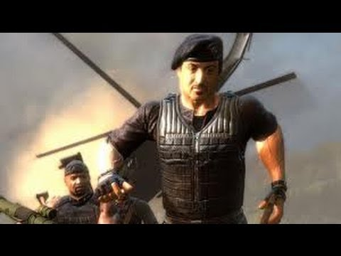 The Expendables 2: Videogame | PS3 | Gameplay