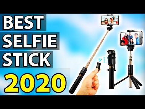 ✅ TOP 5: Best Selfie Stick 2020
