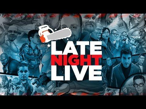Late Night Live Aréna
